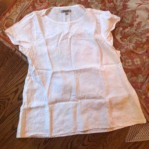 Flax linen shirt